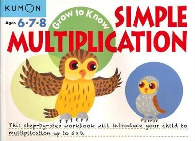 Grow to Know: Simple Multiplication  -