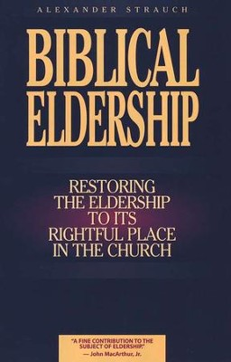 Biblical Eldership Booklet   -