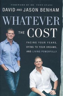 Whatever the Cost  -     By: David Benham, Jason Benham