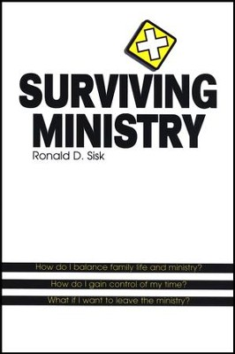 Surviving Ministry   -     By: Ronald Sisk