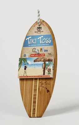 Tiki Toss, Surf Edition  -