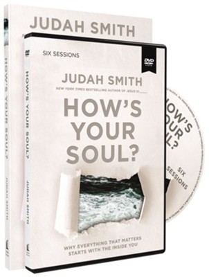 How's Your Soul? Study Guide with DVD  -     By: Judah Smith