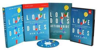 Love Does Church Campaign Kit  -     By: Bob Goff
