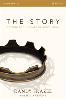 The Story Study Guide: Getting to the Heart of God's Story - Slightly Imperfect  -     By: Randy Frazee