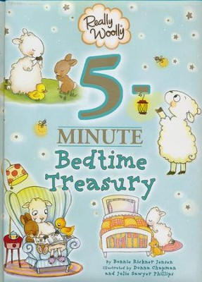 Really Woolly 5-Minute Bedtime Treasury  -