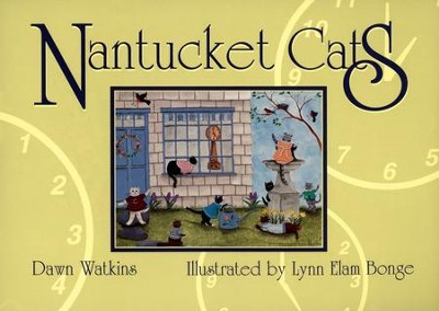 Nantucket Cats   -     By: Dawn L. Watkins