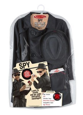 Spy Role Play Set  -