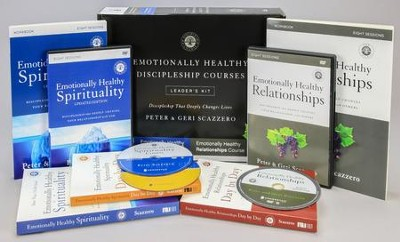 Emotionally Healthy Discipleship Courses - Leader's Kit   -     By: Peter Scazzero, Geri Scazzero