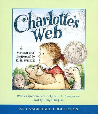 Charlotte's Web - Audiobook on CD   -     Narrated By: E.B. White     By: E.B. White