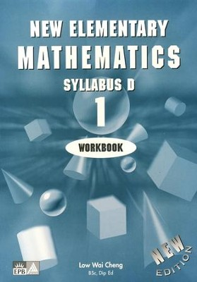 New Elementary Math Workbook 1, Grade 7   -