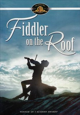 Fiddler on the Roof, DVD   -
