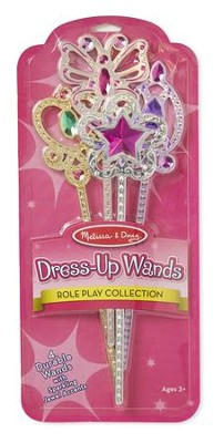 Dress-Up Wands  -