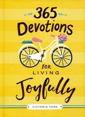 365 Devotions for Living Joyfully  -     By: Stacy Edwards