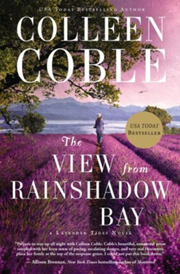 The View from Rainshadow Bay, Paperback   -     By: Colleen Coble