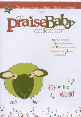 The Praise Baby Collection: Joy to the World, DVD   -