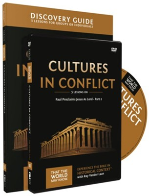 That the World May Know--Volume 16: Cultures in Conflict, Discovery Guide and DVD  -     By: Ray Vander Laan
