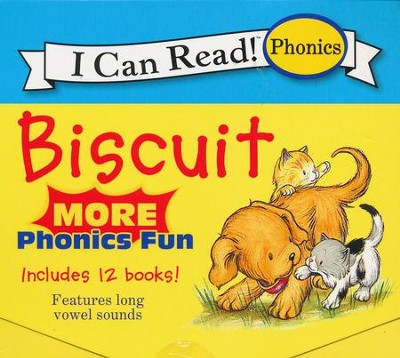 Biscuit: More Phonics Fun  -     By: Alyssa Satin Capucilli, Pat Schories