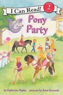 Pony Scouts: Pony Party  -     By: Catherine Hapka