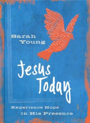 Jesus Today, Teen Edition   -     By: Sarah Young