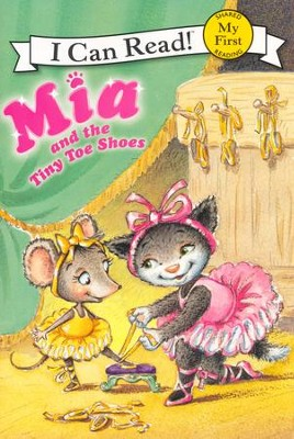 Mia and the Tiny Toe Shoes  -     By: Robin Farley     Illustrated By: Aleksey Ivanov, Olga Ivanov