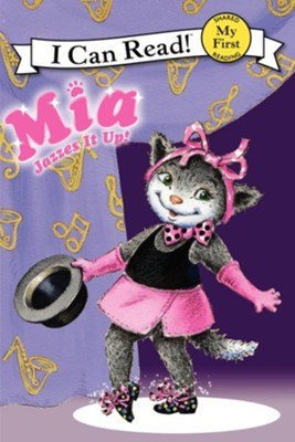 Mia Jazzes It Up!  -     By: Robin Farley     Illustrated By: Olga Ivanov, Aleksey Ivanov
