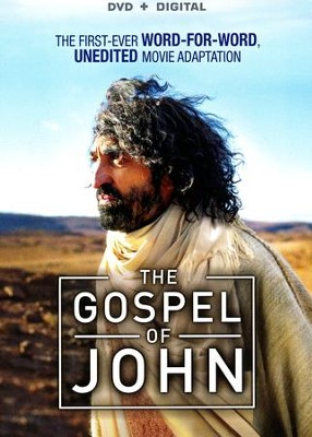 The Gospel of John, DVD + Digital   -