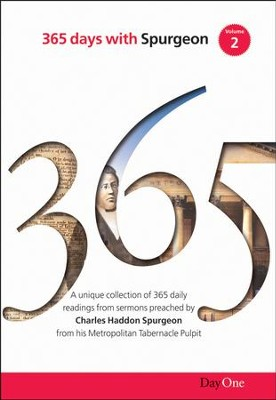 365 Days with Spurgeon Volume 2   -     Edited By: Terence Peter Crosby     By: Charles H. Spurgeon