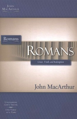 Romans, John MacArthur Study Guides   - Slightly Imperfect  -