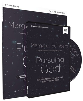 Pursuing God Study Guide with DVD  -     By: Margaret Feinberg