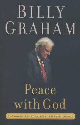 Peace with God: The Secret of Happiness  -     By: Billy Graham