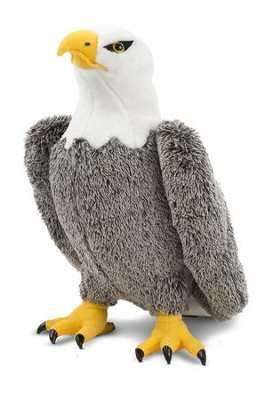Bald Eagle Plush  -