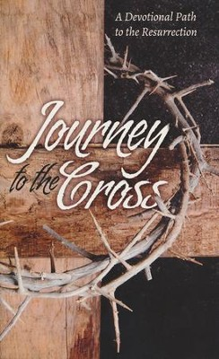 Journey To the Cross Book  -