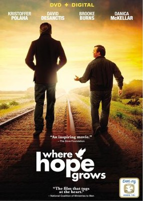 Where Hope Grows DVD  -