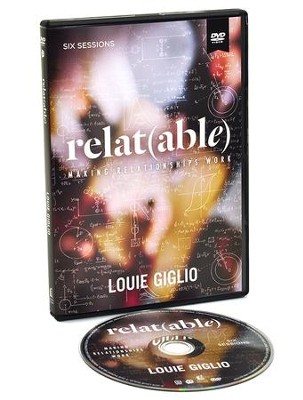 Relat(able): A DVD Study  -     By: Louie Giglio