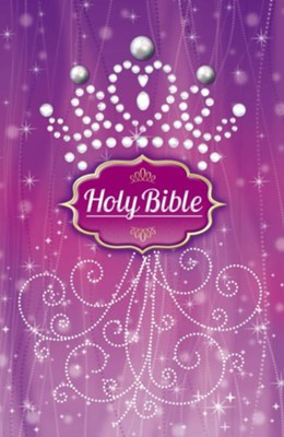 ICB Purple Pearl Princess Bible  -     By: Thomas Nelson