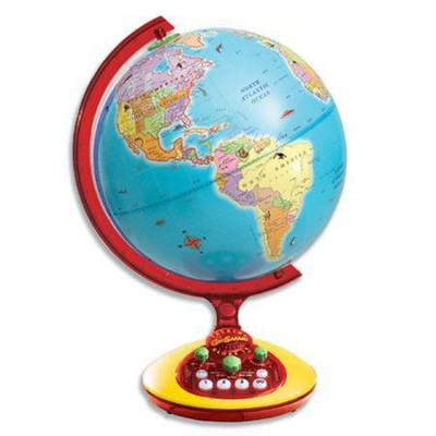 GeoSafari New Talking Globe Jr.   -