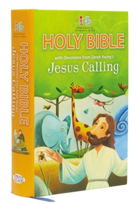 ICB Jesus Calling Bible for Children, Hardcover  -     By: Sarah Young