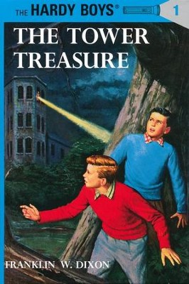 Hardy Boys #1: The Tower Treasure  -     By: Franklin W. Dixon