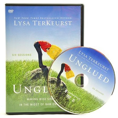 Unglued: A DVD Study: Making Wise Choices in the Midst of Raw Emotions  -     By: Lysa TerKeurst