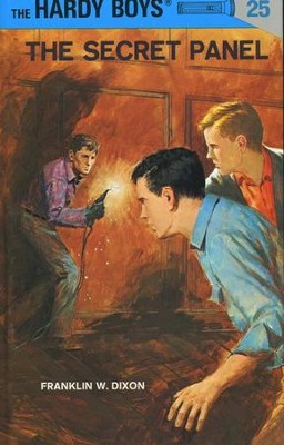 The Hardy Boys' Mysteries #25: The Secret Panel   -     By: Franklin W. Dixon
