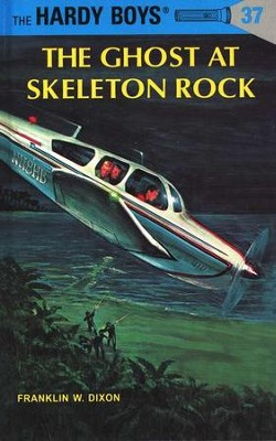 The Hardy Boys' Mysteries #37: The Ghost at Skeleton Rock   -     By: Franklin W. Dixon