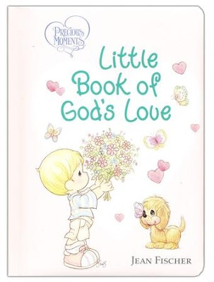 Little Book of God's Love  -     By: Thomas Nelson