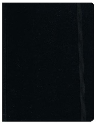 KJV Journal the Word Bible, Hardcover, Red Letter Edition  -