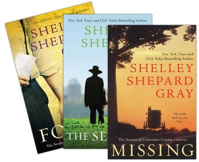 Secrets of Crittenden County, Volumes 1 - 3   -     By: Shelley Shepard Gray