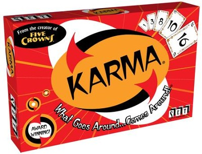 Karma Card Game  -