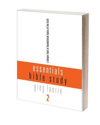 Essentials 2 Bible Study   -     By: Greg Laurie