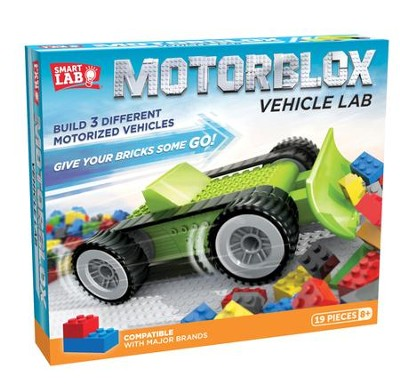 Motorblox: Vehicle Lab  -