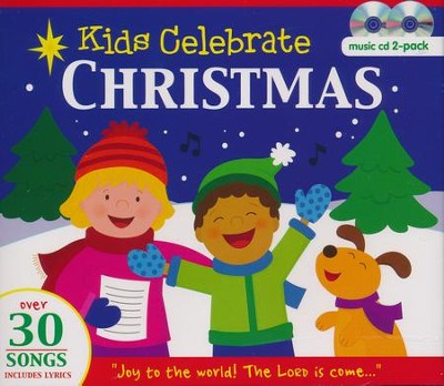 Kids Celebrate Christmas--CDs   -     By: Twin Sisters
