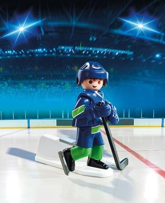 NHL Vancouver Canucks Player  -