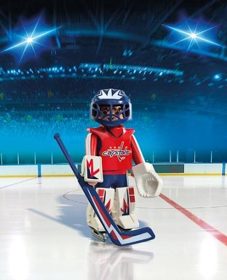 NHL Washington Capitals Goalie  -